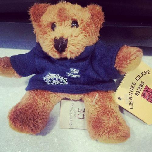 Found myself a little bear! 100happydays Day96 Bear Teddy keyring cute project125 happy