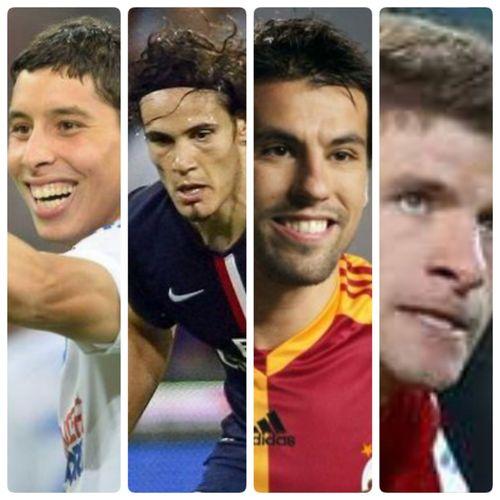 """CUP WORLD 2016 """"MARCYLIA-PSG-GALATA SARAY-BAYREN MUNIC"""""""