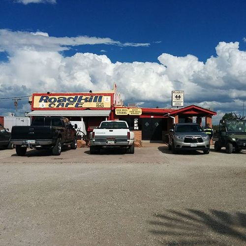 Roadkillcafe Route66 USA Arizona wow historicalroute66 travel