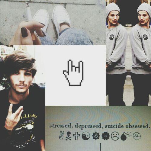 Louis edit Louistomlinson Onedirection OneDirection♥ Onedirection ✌