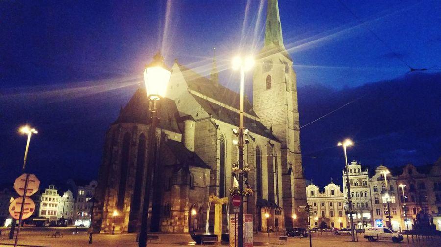 Learn & Shoot: Single Light Source Pilsen Checz Republik