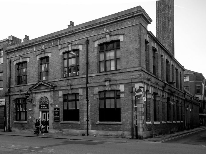 Greater Manchester Police Museum, Newton Street, Manchester Police Police Station Architecture Monochrome Black And White In Manchester Manchester Northernquarter Industrial Landscapes Industrial