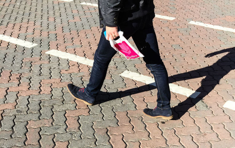 Human Body Part Iphonephotography IPS2016People Shadow Streetphotography Walking