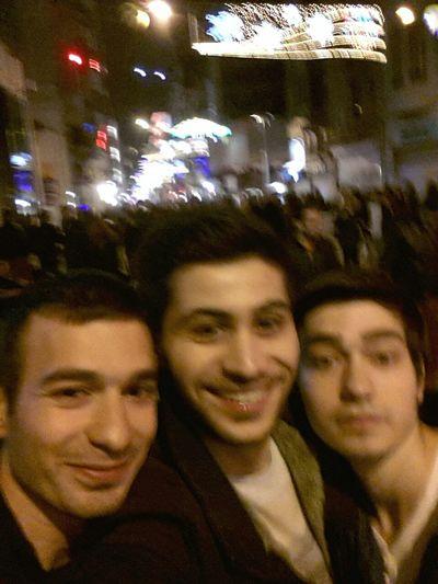 Istiklal Caddesi Selfie Hi!