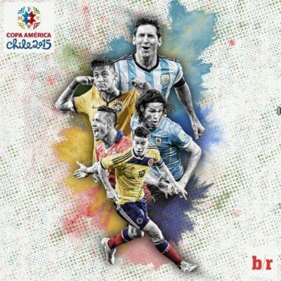 Copa America kicks off today. June 12, 2015 CopaAmérica Football Cup Nations mysportbible