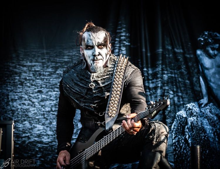 BEHEMOTH Metalmusic Metal Orion Behemoth Festival Photos Concert Photography Wacken Open Air Wackenopenair2018 Music Festival Festival Photos Music Photographer Concert One Person Portrait Men Looking At Camera Adult Real People Costume Males  Horror Front View Musical Instrument