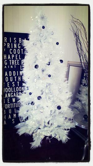 A black and white Christmas makes sense Christmas 2013