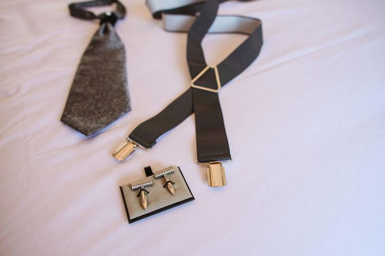Cufflinks Tie