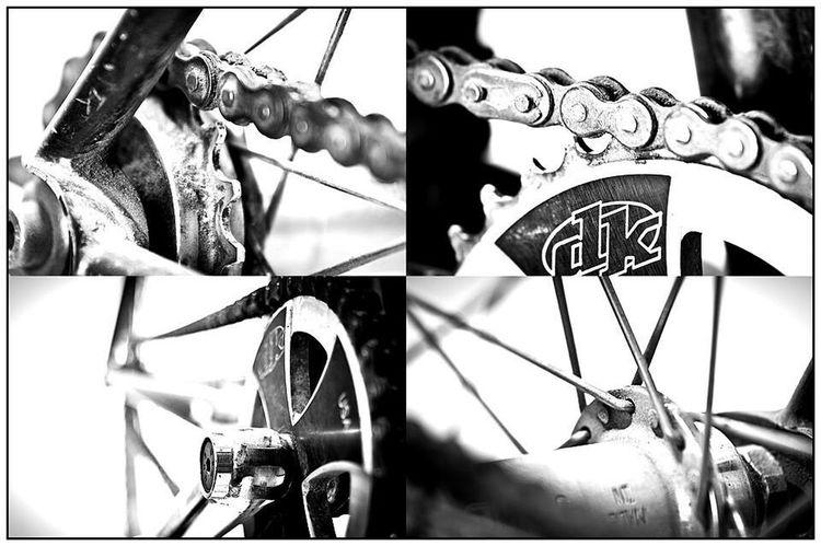 Bicycle Bike Blackandwhite Photography Gears Mechanical Bike Chain