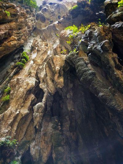 Batu Caves -Malaysia Stalactite  High Angle View Nature Caves No People Art Is Everywhere
