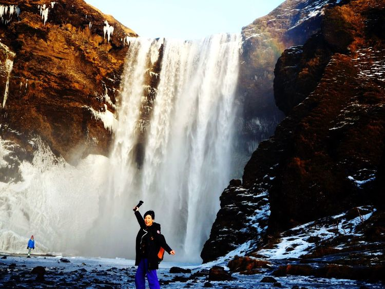 Iceland Iceland Memories 滝 Waterfall TBT  Traveling Travelphotography Travelgram North Europe