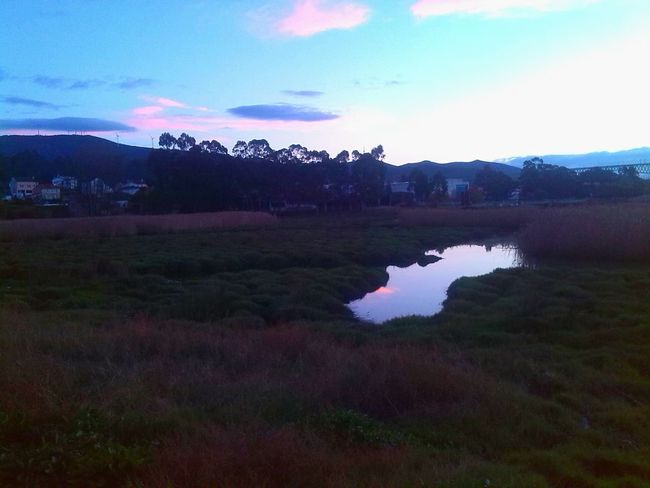 Landscape Reflection Beauty In Nature Nature Sunset Scenics Enjoying Life EyeEm Best Shots Galicia Rias Baixas Nature Make Magic Happen Beautiful Walking Around Going The Distance Tranquility Beauty In Nature EyeEm Relaxing Getty Images