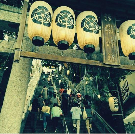 Gion Matsuri Gion Gion Shrine Shrine TORII Torii Gates 88 Steps