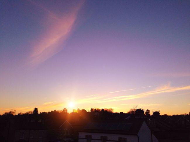 Nofilter Sunset Skyporn Skyline
