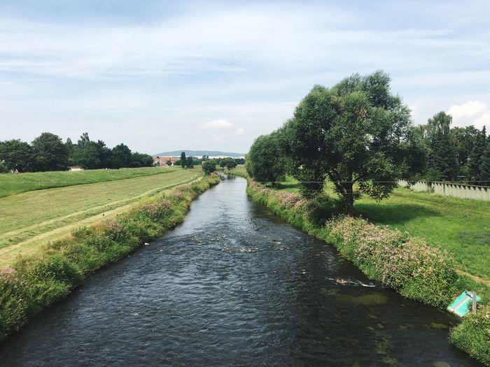 River Northeim Relaxing Summer2016