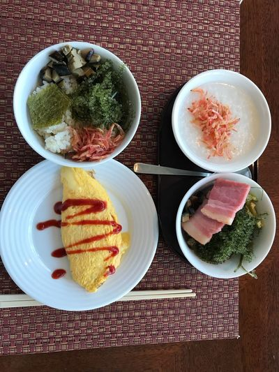 Okinawastyle 🇯🇵 Food And Drink Ready-to-eat Morning 🌥 Okinawan Foods Okinawajapan @kariyushi