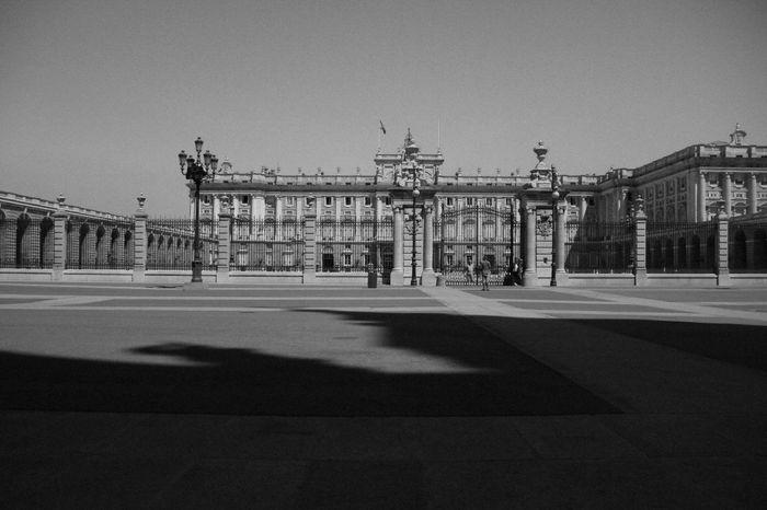 Arquitecture Black And White Blanco Y Negro Palacio Real De Madrid Palacio Real, Madrid, Spain