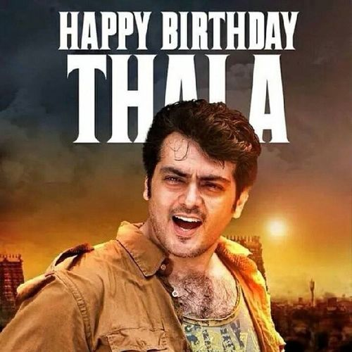 Happy Thala day Living Self Confidence  Ak