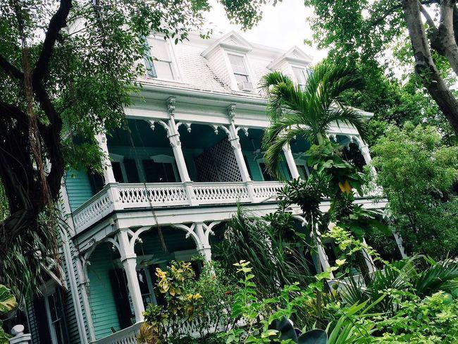 Architecture Key West Travel Destinations Tropical Climate
