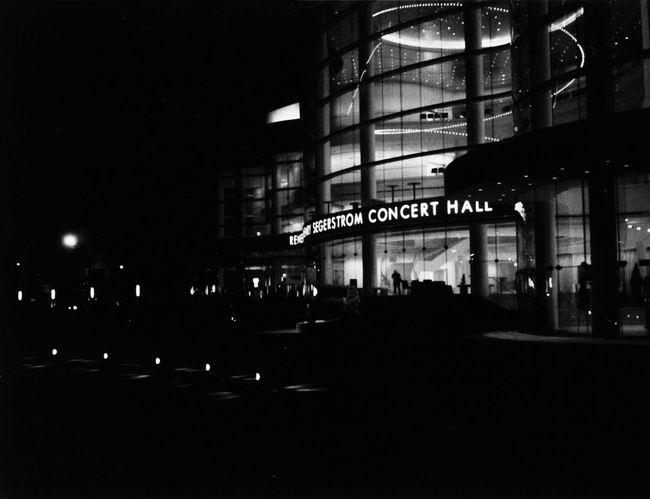 Architectiure Balconies Balcony Black And White Civic Minded Concert Concrete Culture Light Nature Polaroid 3000 Asa