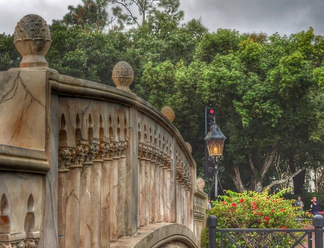 A happy, tho somewhat late TGI Fence Post Friday to one and all | Walt Disney World Epcot Epcot Disney World Hdr_Collection