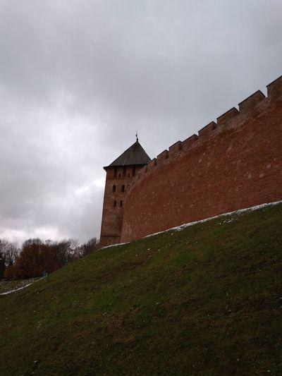 Kremlin tower