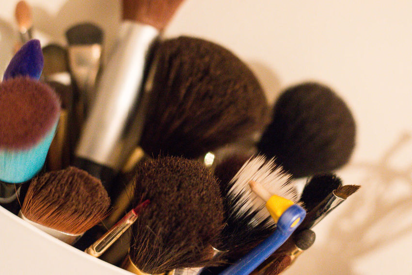 Close-up Fine Hair And Beauty Makeup Makeup Brush MakeUp Brushes Makeup ♥ No People