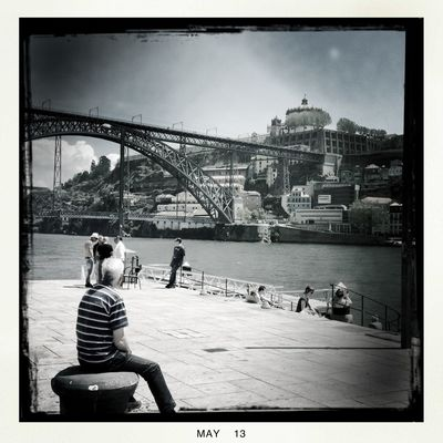 Streetphotography Memories Of A Trip To Porto
