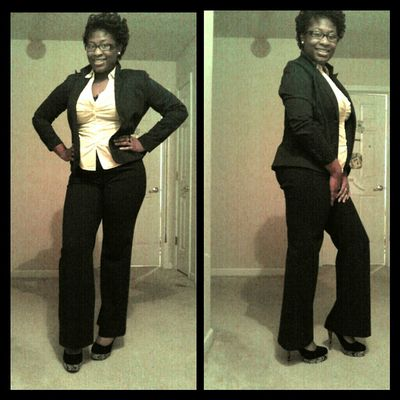 Business Woman Flow Fina Change Tho