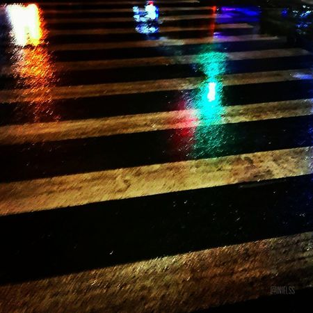 мокрый асфальт .. ? яжвк Nightcity nightwalking night lights wet asphalt