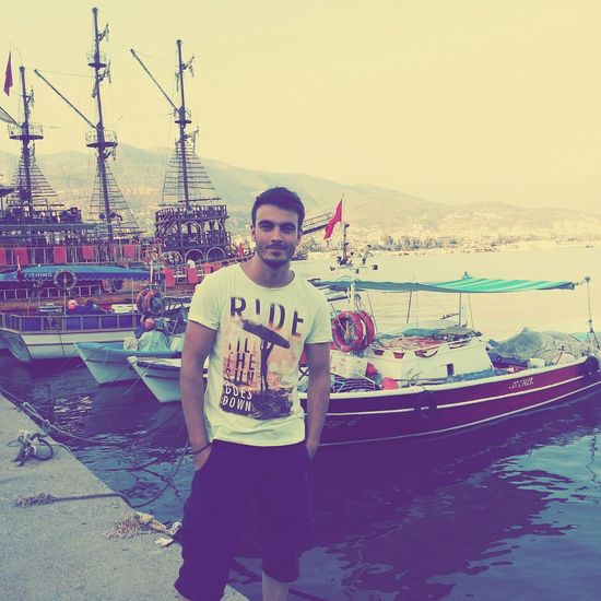 Stand Out From The Crowd Alanya Summertime Enjoying Life