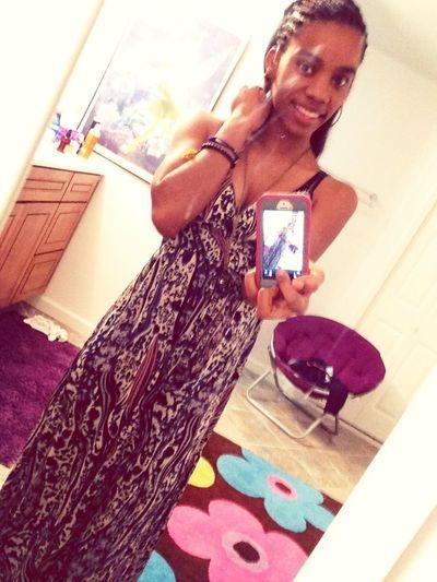 Beautiful girl rocks that!!!