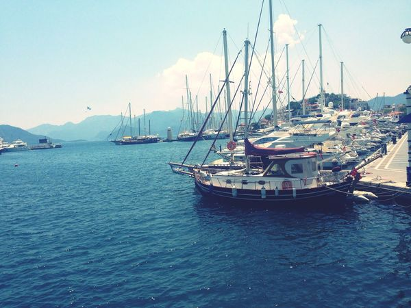 Marmaris Sea Sea View View Summer