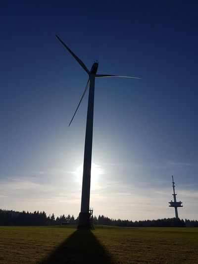 Wind Wind Turbine Wind Power first eyeem photo