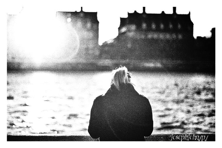 Blackandwhite Alone Taking Photos London Enjoy The Silence Hanging Out With My Girl :) EyeEmBestPics