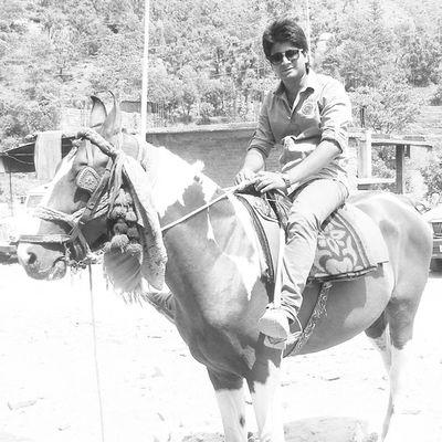 Me On Horse Vaishnodevi Trip Unforgetable Masti Family Cool Rayban Picoftheday Instapic Tjroxx Anindividualpersonality Mountains Lovingit Hitlike