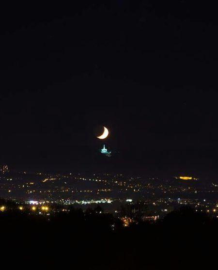 Kassel Bei Nacht Herkules Bei Nacht