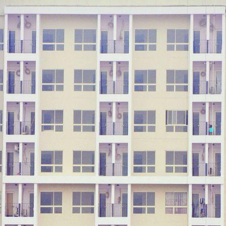 Taking Photos Architecture Window Patterns