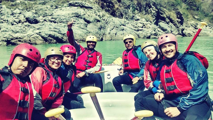 River Rafting Ganga Adventure
