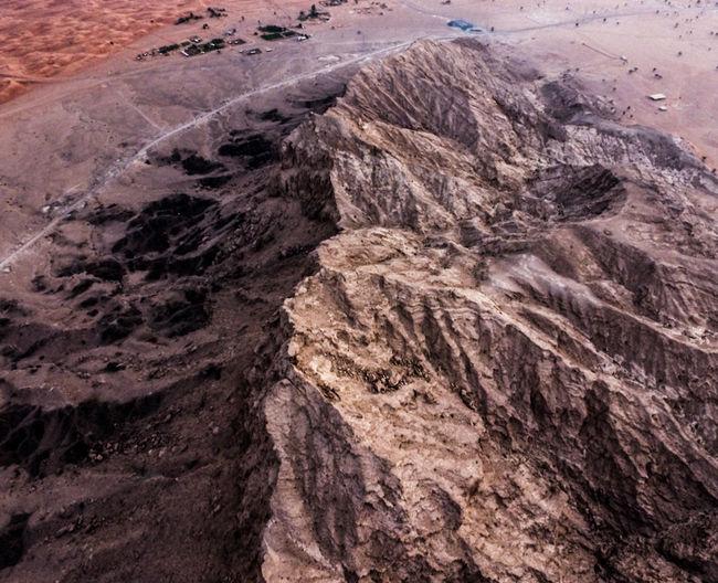 Aerial Shot Aerial View Aerialview Beauty In Nature Dawn Desert Deserts Around The World Drone  Drone Dji Dronephotography Dubai Dunes Flightography Mountains Sand Dune UAE
