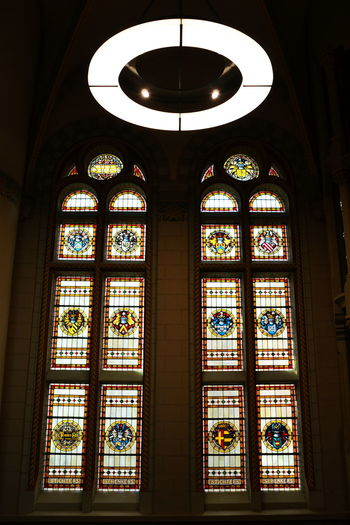 Amsterdam Art Europe Indoors  Light And Shadow Multi Colored Museum Stained Glass VSCO Vscocam Window