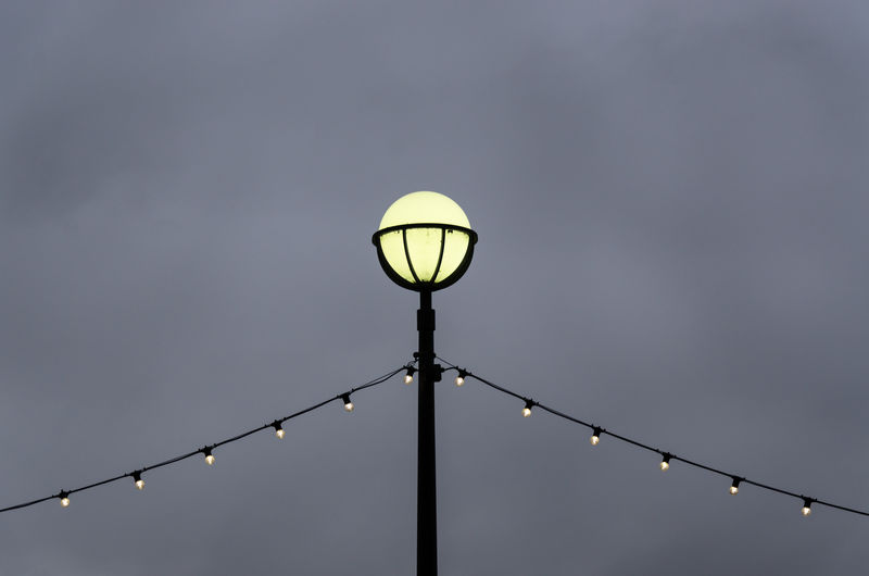Abstract Photography Afternoon Architecture City Light Cloud - Sky Grey Lamp Post London Nature No People Outdoors Sky Symmetry