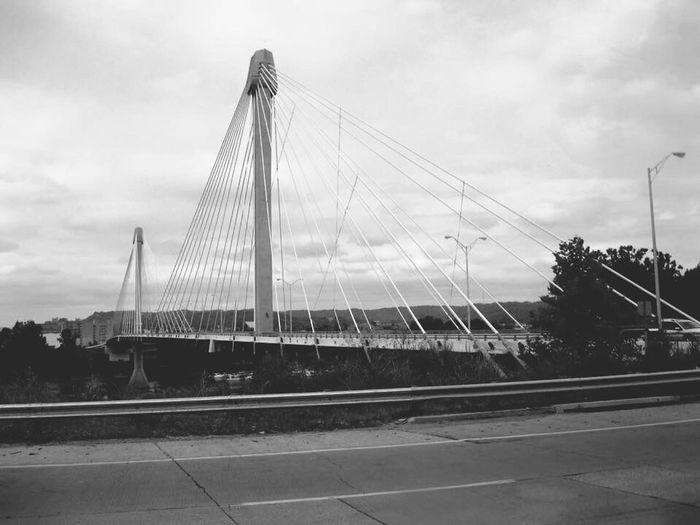 Kentucky  Ohio Bridge Travel Summer