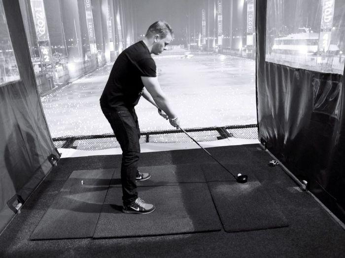 Tjorno Golfing Golf Golf ⛳ NYC Newyorkcity Sports Photography