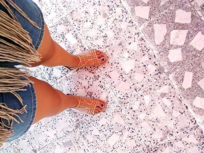 Open Edit Feet Tropical Relaxing