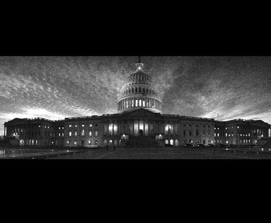 Government shutdown Night Architecture Illuminated Building Exterior Built Structure City Travel Destinations Sky Politics And Government No People Cityscape Urban Skyline