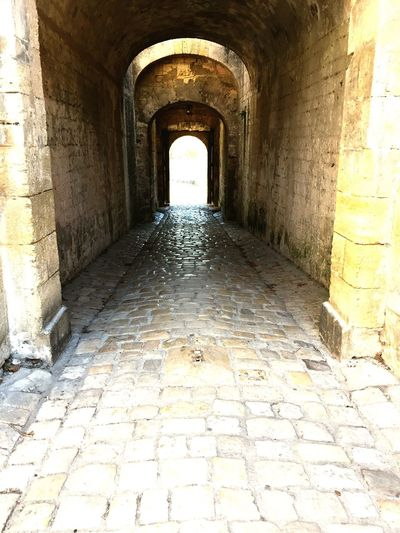 Citadelle Blaye Gironde Fort Vauban France Pierre Ruelle Pave