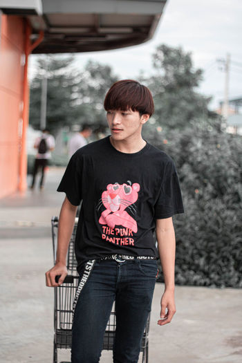 Street Teenager