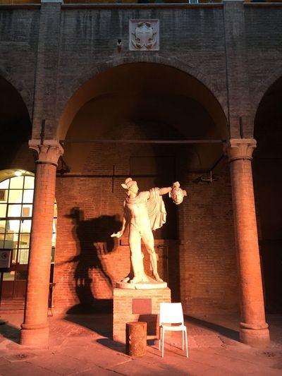 Architecture Arch Statue Sculpture Ancient Art Light Shadow Human Representation History Arts Culture And Entertainment Modena Nature Travel Comune Di Modena Comune Marbel