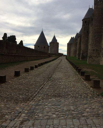 Carcassonne 📸 Picture Cool Castel Voyage School Calme Détente Rue Ruelle Des Etre Phone